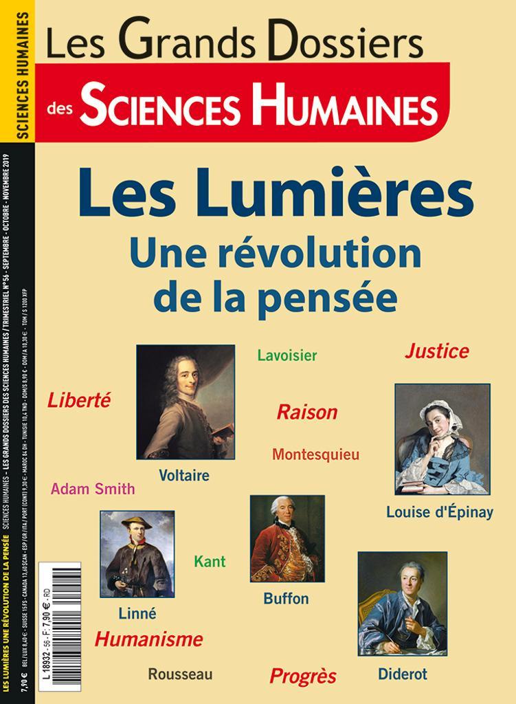 Les Lumières : une révolution de la pensée / directeur de publication Jean-François Dortier |