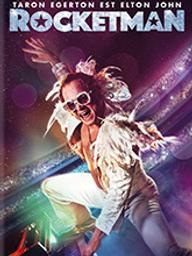 Rocketman / Dexter Fletcher, réal.   Fletcher, Dexter (1966-....). Metteur en scène ou réalisateur