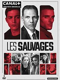 Sauvages (Les) / Rebecca Zlotowski, réal.. Saison 1 | Zlotowski, Rebecca. Metteur en scène ou réalisateur. Scénariste