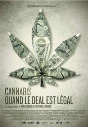 Cannabis : quand le deal est légal / Xavier Deleu · Stéphanie Loridon, réal. | Deleu, Xavier. Metteur en scène ou réalisateur