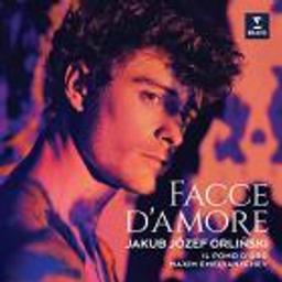 Facce d'amore / Jakub Jozef Orlinski   Orlinski, Jakub Jozef. Musicien