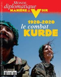1920-2020 : Le combat Kurde / numéro coordonné par Pierre Akram Belkaïd | Belkaïd, Akram (1964-....). Éditeur scientifique