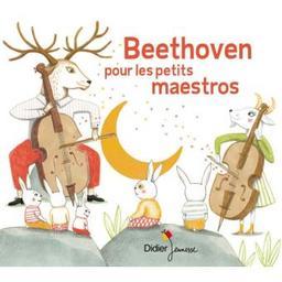 Beethvoen pour les petits maestros / Ludwig van Beethoven | Beethoven, Ludwig van. Compositeur