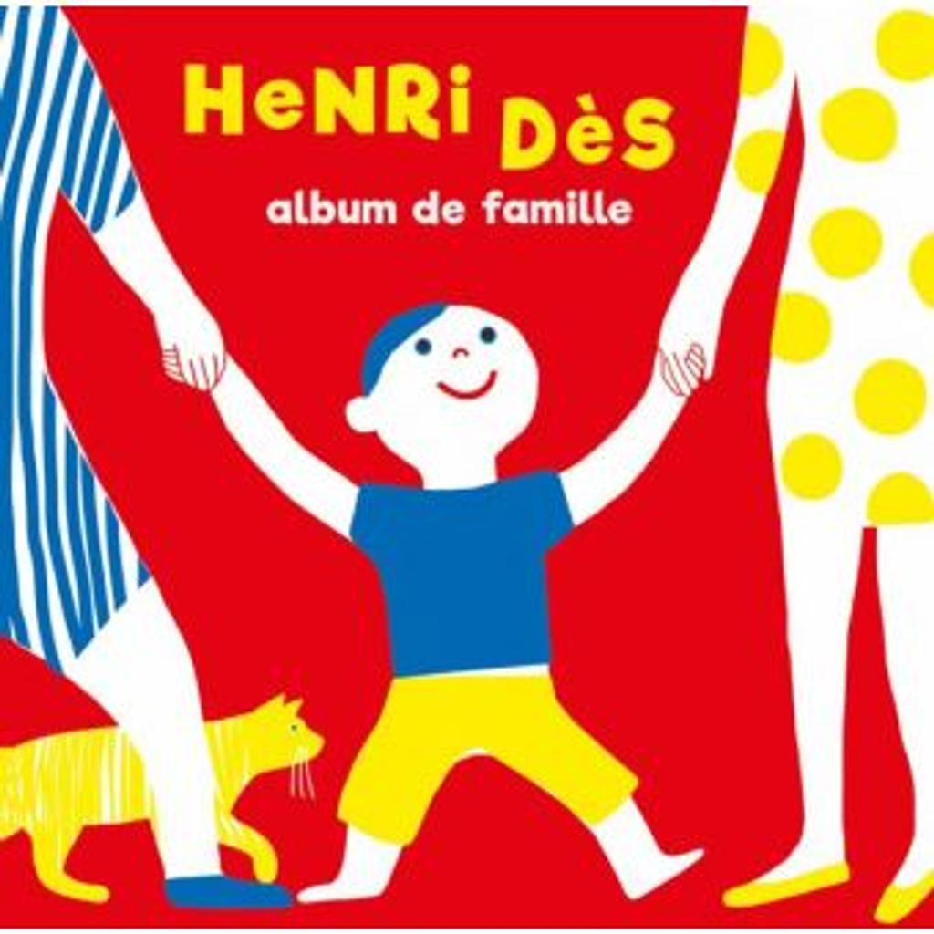 Album de famille / Henri Dès  
