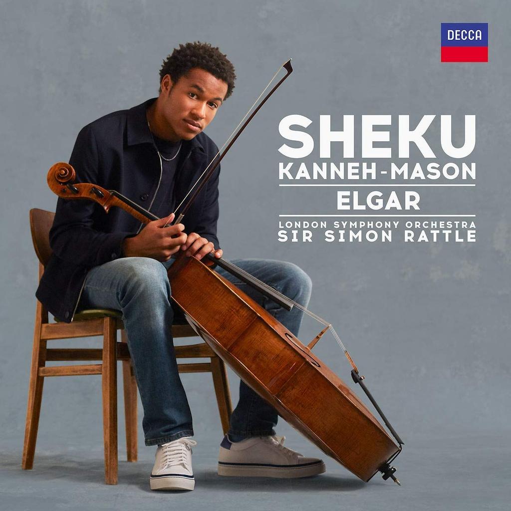 Elgar / Sheku Kanneh-Mason |