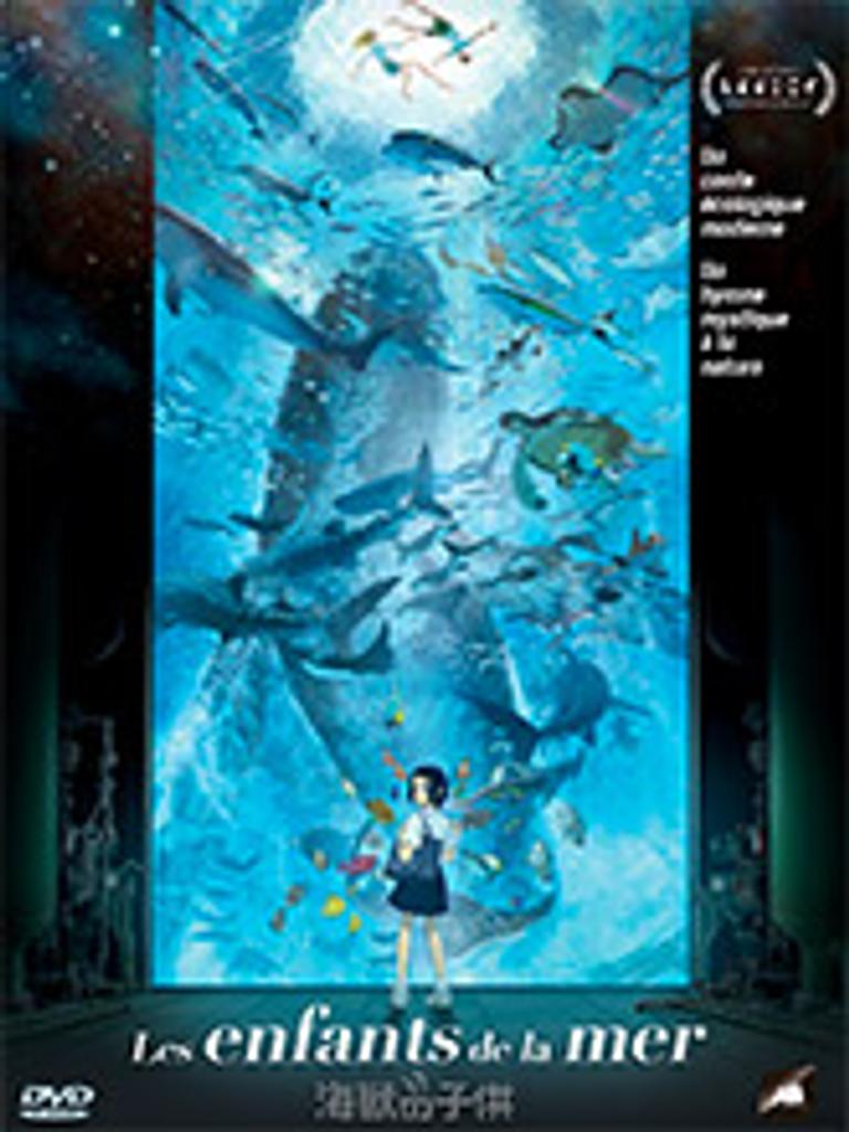 Enfants de la mer (Les) / Ayumu Watanabe, réal. | Watanabe, Ayumu. Metteur en scène ou réalisateur