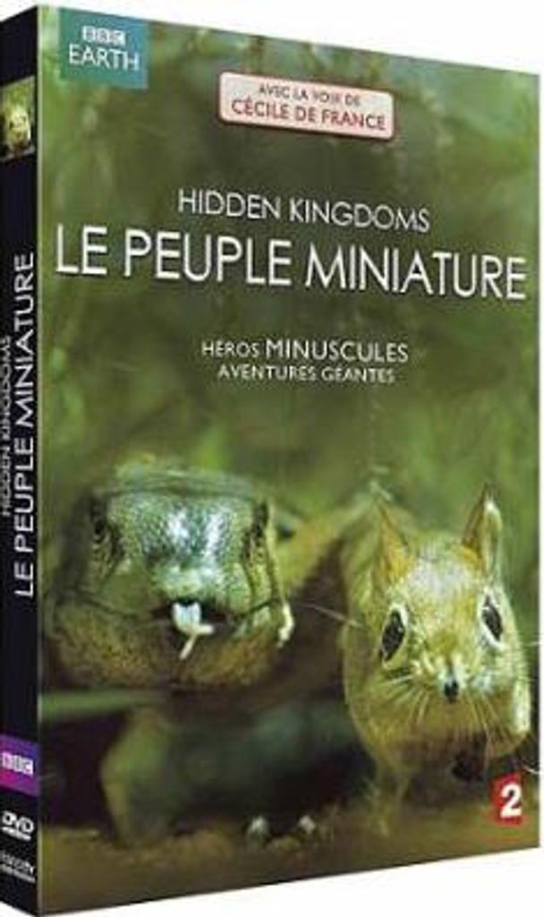 peuple miniature (Le) = Hidden kingdom / Simon Bell, Mark Brownlow, Michael Gunton, réal. |
