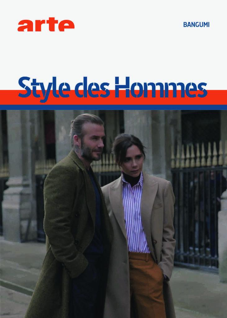 Style des hommes / Loïc Prigent, réal. |