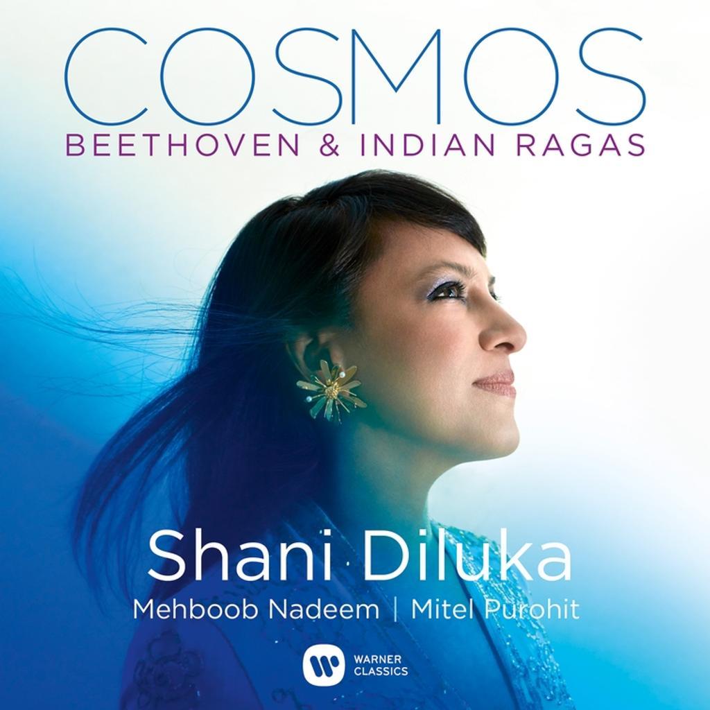 Cosmos : Beethoven & indian ragas / Shani Diluka |
