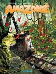 Amazonie. 5 / scénario, découpage & dialogues, Léo & Rodolphe | Léo (1944-....). Auteur