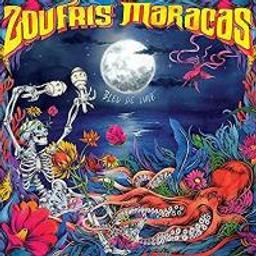 Bleu de lune / Zoufris Maracas   Zoufris Maracas. Musicien