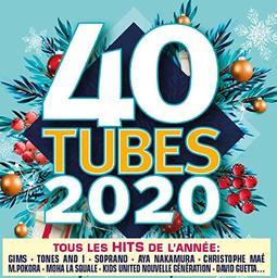 40 tubes 2020 / compilation | Nakamura, Aya. Chanteur