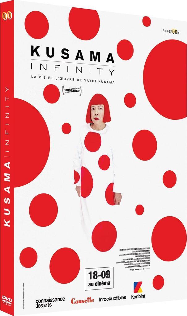 Kusama: Infinity / Heather Lenz, réal. |