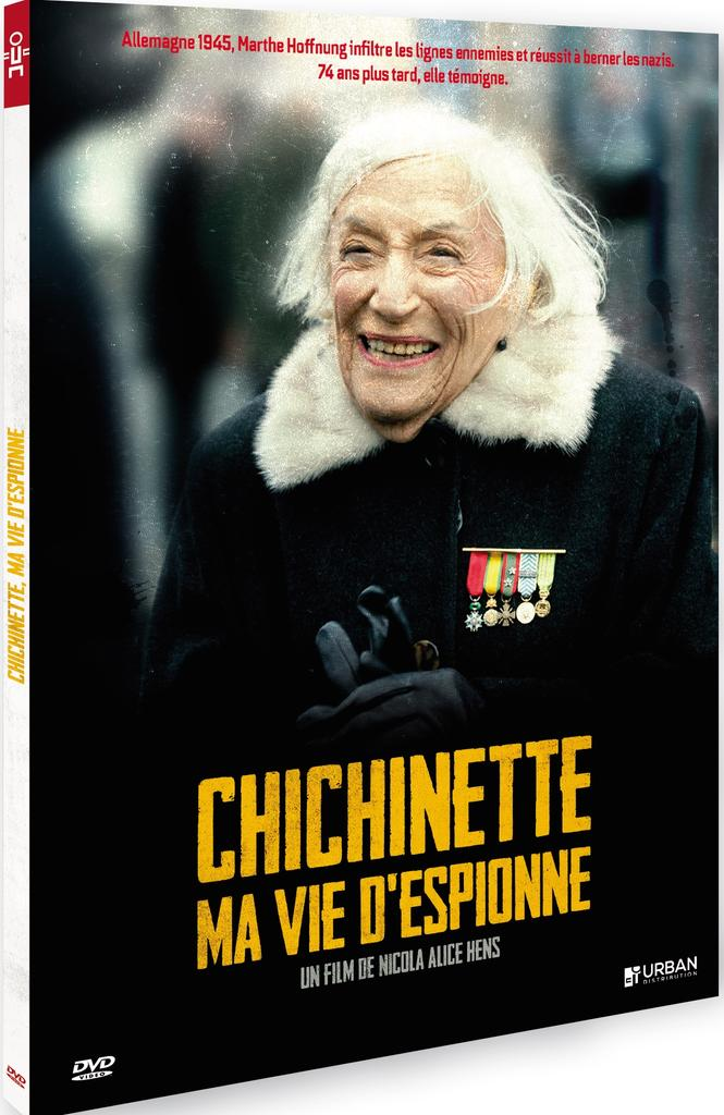 Chichinette, ma vie d'espionne / Nicola Hens, réal. |