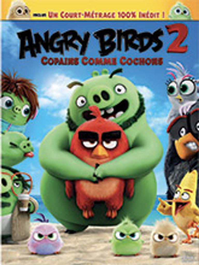 Angry Birds 2 - Copains comme cochons / John Rice, réal.. 02 |