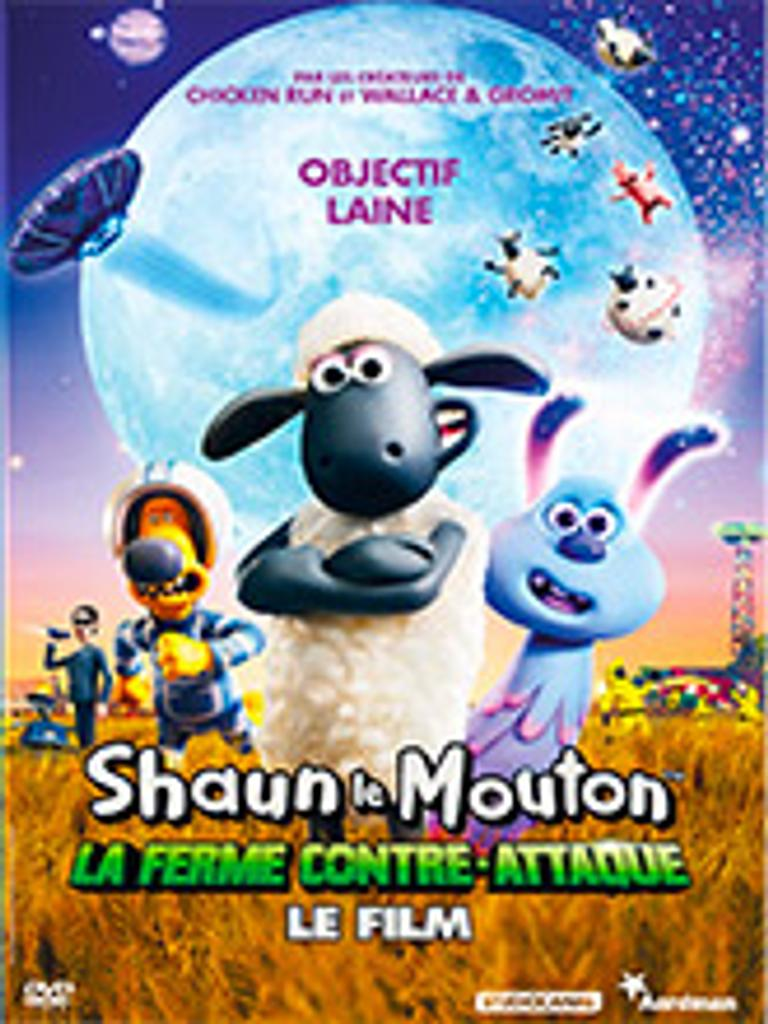 Shaun le mouton - Le film : La ferme contre-attaque / Will Becher, réal. |