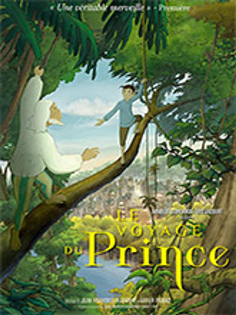 Voyage du prince (Le) / Jean-François Laguionie, réal. |