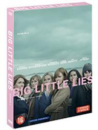 Big little lies - Saison 2 / Andrea Arnold, réal. | Arnold, Andrea (1961-....). Metteur en scène ou réalisateur