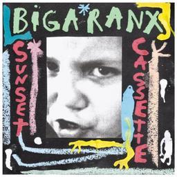 Sunset cassette / Biga Ranx   Biga Ranx. Compositeur