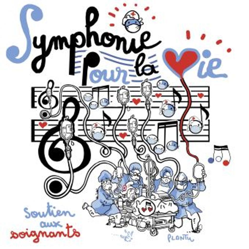 Symphonie pour la vie : soutien aux soignants |