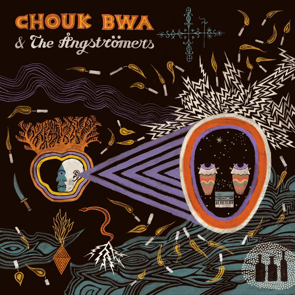 Vodou alé / Chouk Bwa & The Angströmers |