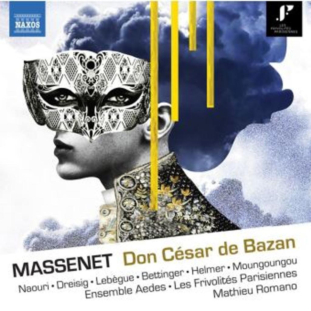 Don César de Bazan : Opéra-comique in four acts and four tableaux / Jules Massenet |