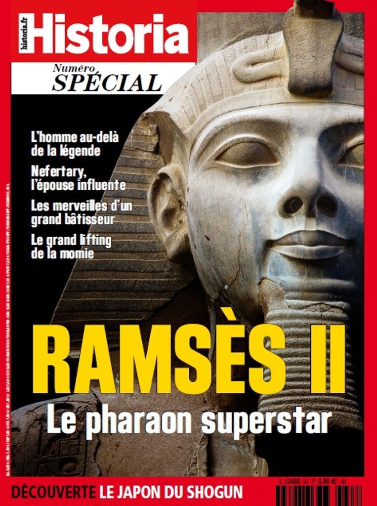 Ramsès II : Le pharaon superstar |
