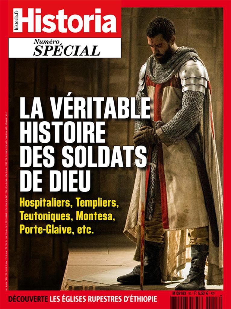 La véritable histoire des soldats de dieu : Hospitaliers, Templiers,Teutoniques, Montesa, Porte-Glaive... |