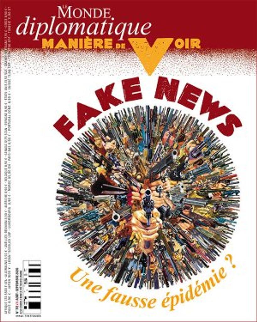Fake news / numéro coordonné par Pierre Rimbert |