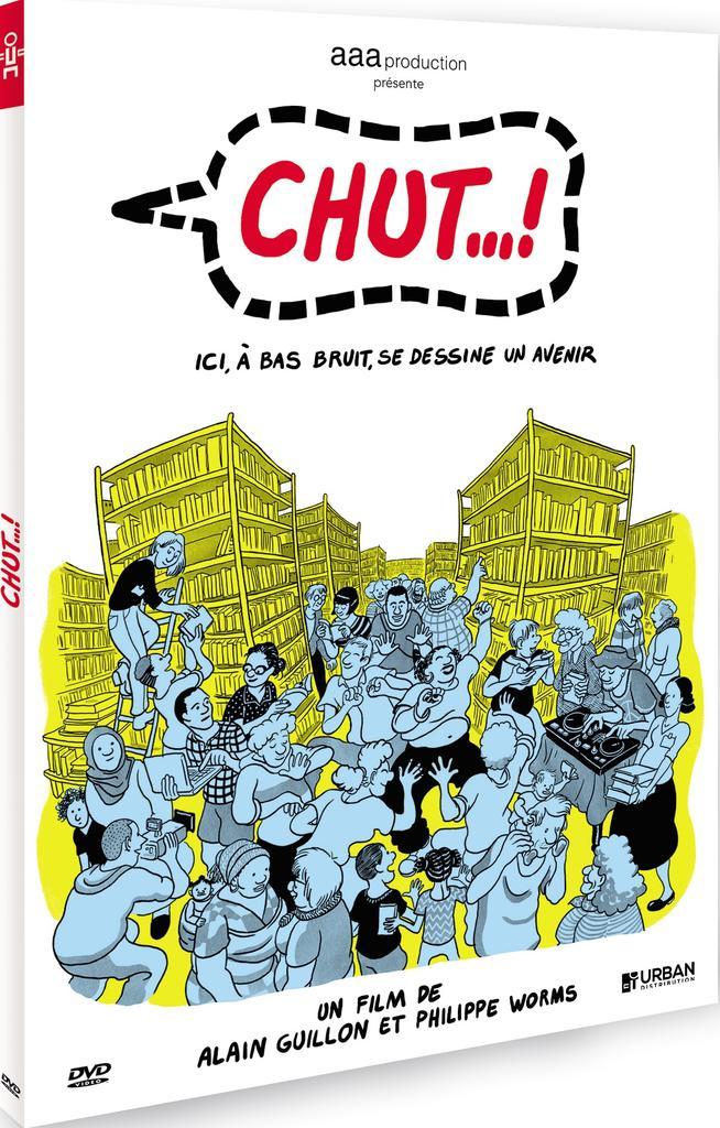 Chut...! / Alain Guillon, Philippe Worms, réal. |