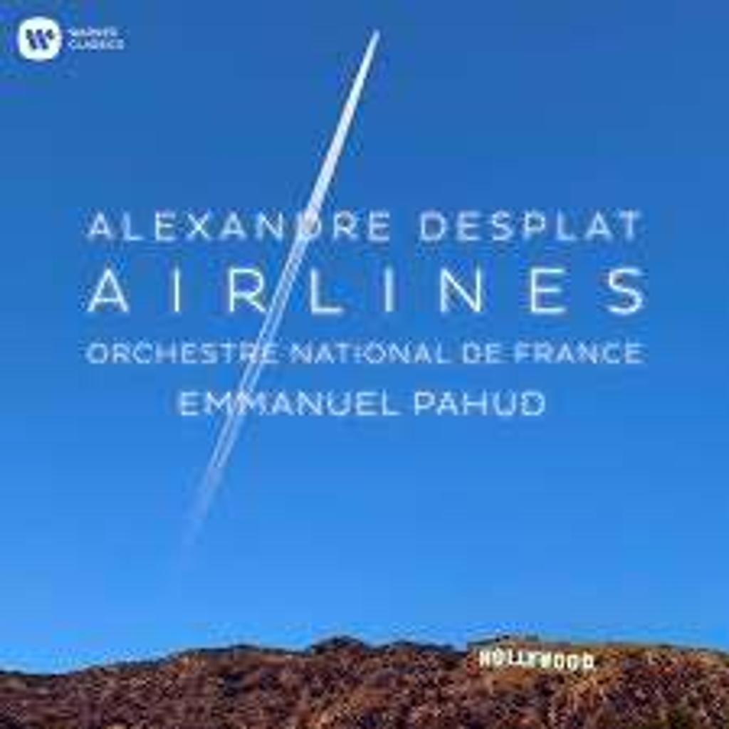 Airlines / Alexandre Desplat |