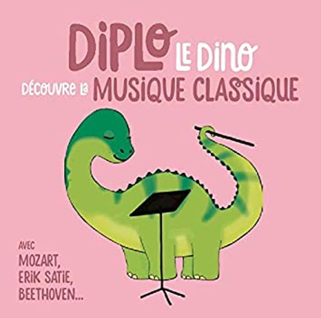 Diplo le dino découvre la musique classique |