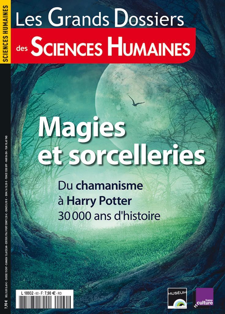 Magies et sorcelleries : du chamanisme à Harry Potter, 30 000 d'histoire  |
