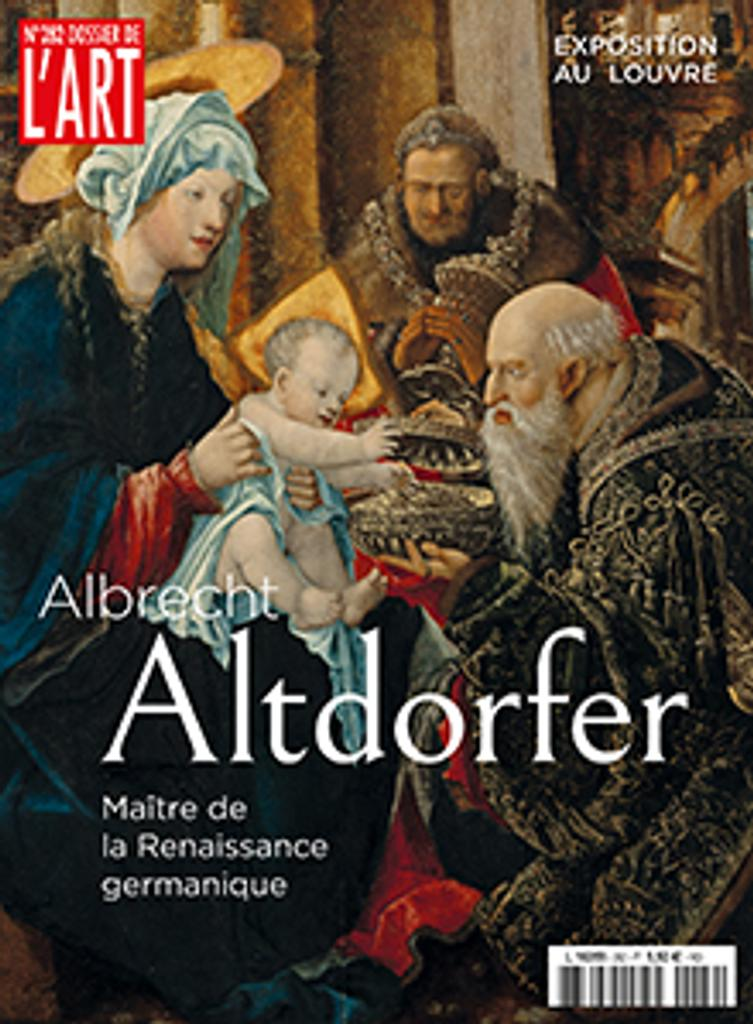 Albrecht Altdorfer = Maître de la Renaissance allemande |