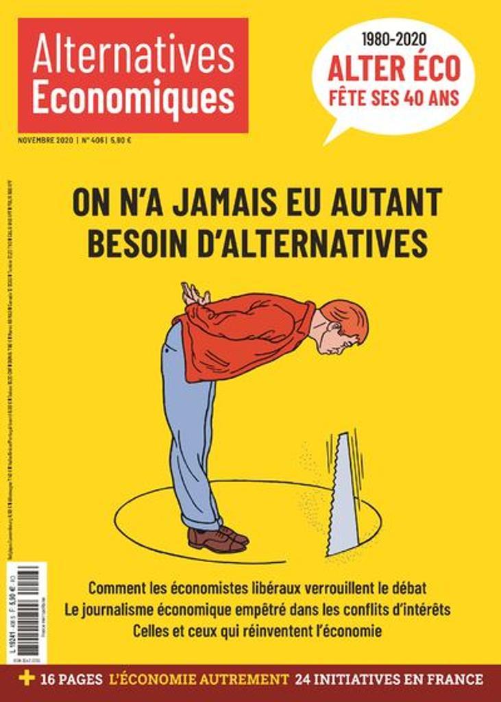 Alternatives économiques. 406, Novembre 2020 |