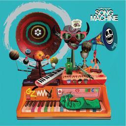 Song machine, Season One : Strange Timez / Gorillaz | Gorillaz. Musicien