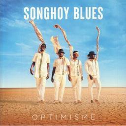 Optimisme / Songhoy Blues   Songhoy Blues. Musicien