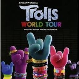 Trolls world tour : bande originale du film d'animation | Sza. Chanteur