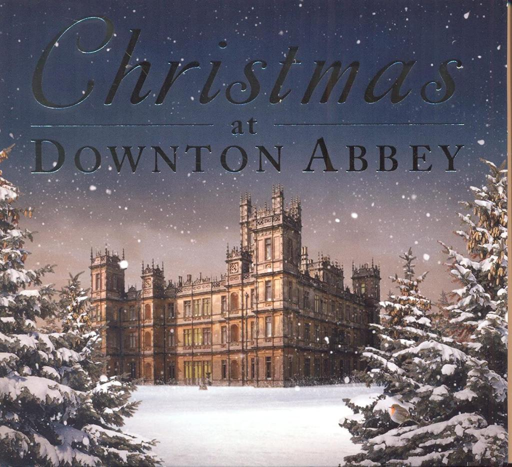 Christmas at Downton Abbey  |