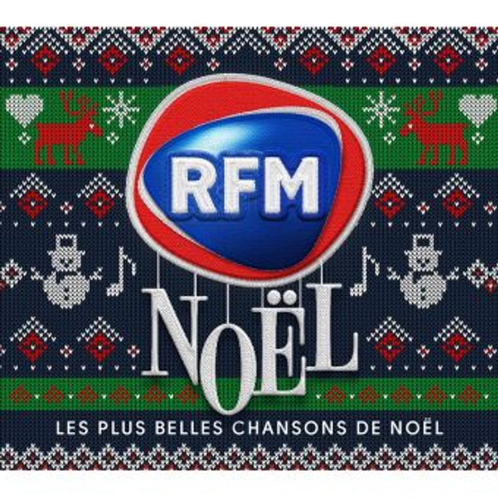 RFM Noël : les meilleurs chansons de Noël |