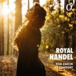Royal Handel / Georg Friedrich Händel   Händel, Georg Friedrich. Compositeur