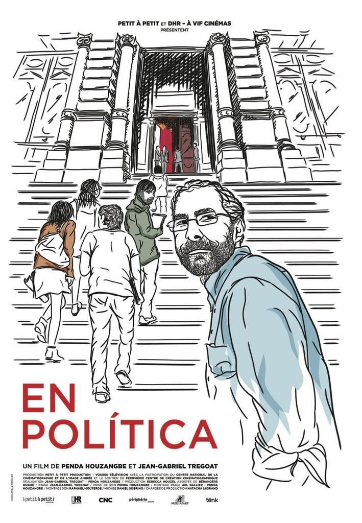 En política / Penda Houzangbe, Jean-Gabriel Tregoat, réal. |