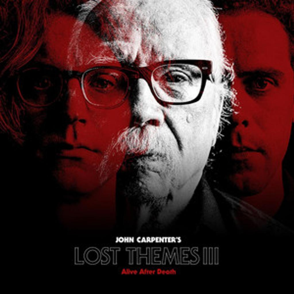 Lost themes III : alive after death / John Carpenter |