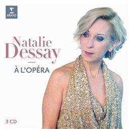 A l'opéra / Natalie Dessay | Dessay, Natalie. Chanteur