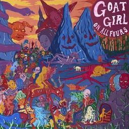 On all fours / Goat Girl | Goat Girl. Musicien