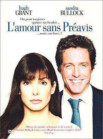 L' amour sans préavis / un film de Marc Lawrence   Lawrence, Marc. Monteur