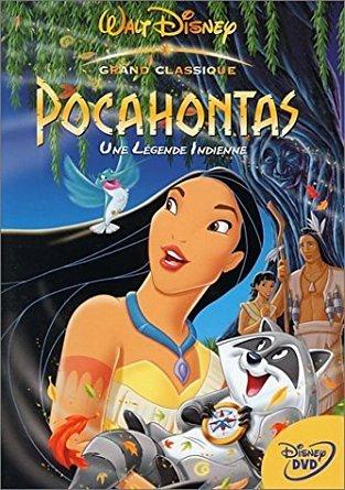Pocahontas : Une légende indienne / Réalisé par Mike Gabriel, Eric Goldberg |