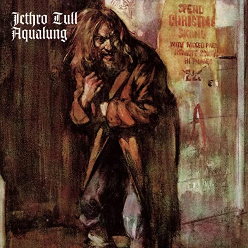 Aqualung | Jethro Tull. Interprète