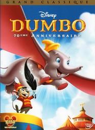 Dumbo / Réalisé par Ben Sharpsteen | Sharpsteen, Ben (1895-1980). Monteur