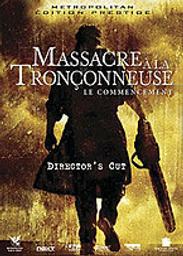 Massacre à la tronçonneuse / Réalisé par Marcus Nispel | Nispel, Marcus. Monteur